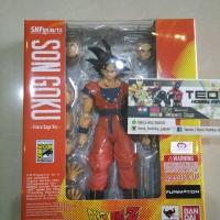 Shf Son Goku SDCC Comicon Limited
