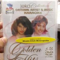 DVD KARAOKE MERIAM BELLINA - THE BEST VOL.1 DAN VOL.2 (2DVD)