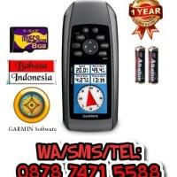 GPS GARMIN GPSMAP 78s + 8GB Memory + Peta Indonesia