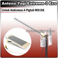 Antena Penguat Sinyal HP Andromax A - Yagi Extreme 3 Eco MS156