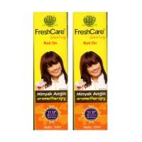 harga (2 Botol) M Freshcare Roll Fresh Fruit 10 Ml Tokopedia.com