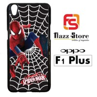 spiderman Y2266 Casing HP Oppo F1 Plus Custom Case Cover