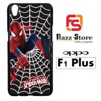 spiderman Y2266 Casing HP Oppo F1 Plus Custom Case Cover
