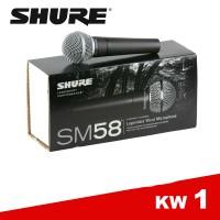 Jual Shure Mic / Microphone Kabel SM 58 Murah