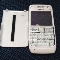 Casing Nokia E71 Qwerty Non Tulang Kw1 Merah Putih Hitam