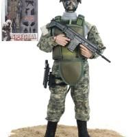 Action Figure, Kado / Hadiah Ulang Tahun, SPECIAL FORCE FIGURE-ACU
