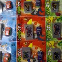 Mobil Balap Mini Jumping Speed Car Racing Spin Go Mainan Anak Edukasi