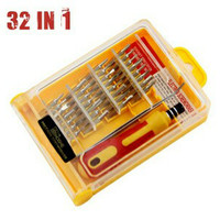 Obeng Set Toolkit 32in1 + Pinset
