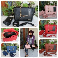 CK ASHANTY PLAT SET DOMPET / TAS CK / TAS CHARLES AND KEITH