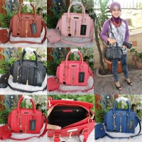 CK SELMA RES TENGAH SET DOMPET / TAS CK / TAS CHARLES AND KEITH