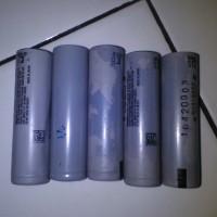 harga Baterai/batrei/ Ncr 18650 Panasonic 2900mah Minus Tampilan Tokopedia.com