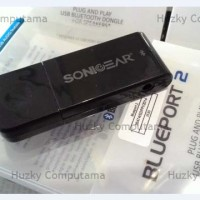 USB Bluetooth SonicGear Blueport2 - Ubah speaker usb biasa bluetooth