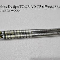 "Golf Shaft: Graphite Design Tour Ad Tp 6 Wood Shaft .335"" Tip"