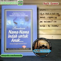 Panduan Nama Nama Indah Untuk Anak - Pustaka Ibnu Umar - Karmedia