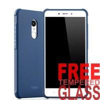 Jual Softcase Cocose Matte TPU Back Soft Case Xiaomi Redmi Note 4 Murah
