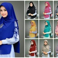 Jual Hijab/Jilbab Syria Talisya Murah
