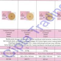 UV Whitening - Pixy - Compact Powder Cover Last Refill (Dozen)