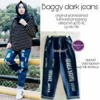 Pusat Grosir Celana Baggy Dark Pants Jeans
