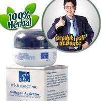 Collagen Activator Cream Wajah Anti Aging Produk Dr Boyke