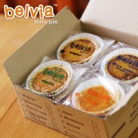 Jual Belvia Mini Pie Paket A Pie Susu Murah