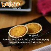 Jual Belvia Mini Pie Original Pie Susu Murah