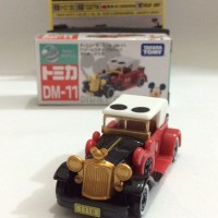 Jual DREAM STAR CLASSIC MICKEY MOUSE - TOMICA DISNEY DM-11 (DIECAST) Murah