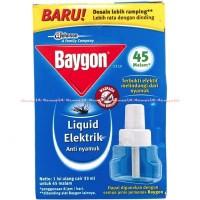 Refill Baygon Liquid Elektrik Anti Nyamuk Isi Ulang Obat Nyamuk 45Hari