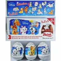 Zaini Animals Friends Coklat Disney Milk Chocolate Eggs Surprise Cokla