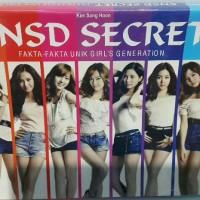Jual SNSD secret (Bonus sticker) Murah