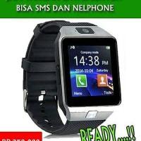 harga HP HANDPHONE JAM TANGAN PRIA / WANITA BISA SMS N NELPHONE SMARTWATCH Tokopedia.com