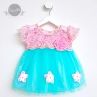 harga Baju Bayi Perempuan Tutu Dress Anak Dress Bayi Baju Pesta Bayi RX662T Tokopedia.com