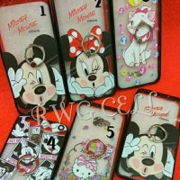 Siftcase / Soft Case /Cover/Silicon Oppo F1S/F1 S/Selfi Gambar + Iring