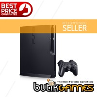 Sony PS3 Slim CFW Playstation 3 120 GB 1 Stick Ori Pabrik