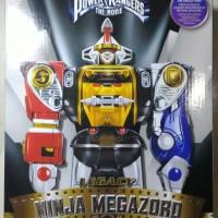 harga Legacy Megazord Ninja Ninjazord Power Rangers MMPR The Movie Bandai Tokopedia.com