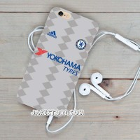 Chelsea Jersey 2017 adidas Samsung Galaxy S6 case casing cover hard