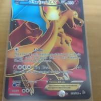 Kartu Pokemon Original Charizard EX FA Flashfire