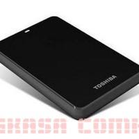 Jual Jual Beli Hardisk Eksternal Toshiba 1 Tera Canvio Basic USB 3.0 Exte Murah