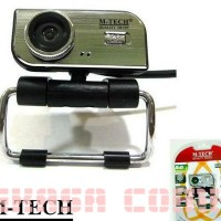 Jual PC USB WEBCAME 5MP MTECH WB100 ORIGINAL HD Baru   Webcam Kamera