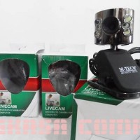Jual Webcam Livecam Baru | Webcam Kamera Video Murah