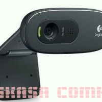 Jual Beli Logitech C270 HD Webcam / Web Cam Baru | Webcam Kamera Vid