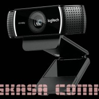 Jual Webcam Logitech C922 Pro Stream Webcam Baru | Webcam Kamera Vid