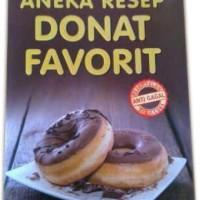 Aneka Resep Donat Favorit - agromedia