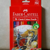 ATK0080FC 36warna Classic Colour Pensil Warna Faber Castell 115856 S