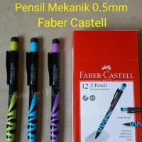 ATK0104FC Z Mechanical Pencil 0.5 Faber Castel Pensil Mekanik 133612