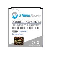 Baterai Unano Double Power Lenovo A706