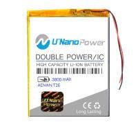 harga Baterai Unano Double Power Tablet Advan E1a Tokopedia.com