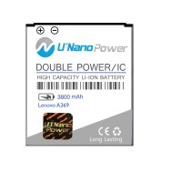 Baterai Unano Double Power Lenovo A516