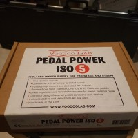 Voodoo Lab Power Supply Pedal Power ISO 5