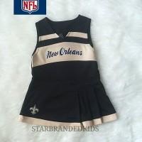 NFL dress anak cheerleader