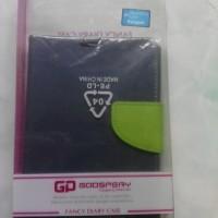 Jual leather case flip cover original mercury blackberry q30 passport Murah